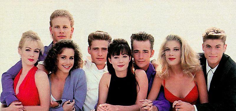 Bev-90210-cast