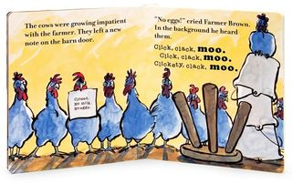 Chickens-on-strike
