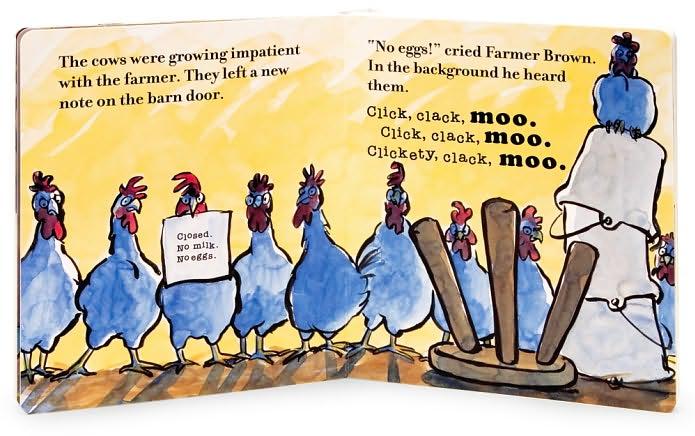 Chickens-on-strike